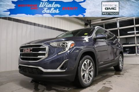 New 2019 GMC Terrain SLT. Text 780-872-4598 for more information!