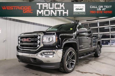 New 2018 GMC Sierra 1500 SLT. Text 780-872-4598 for more information!