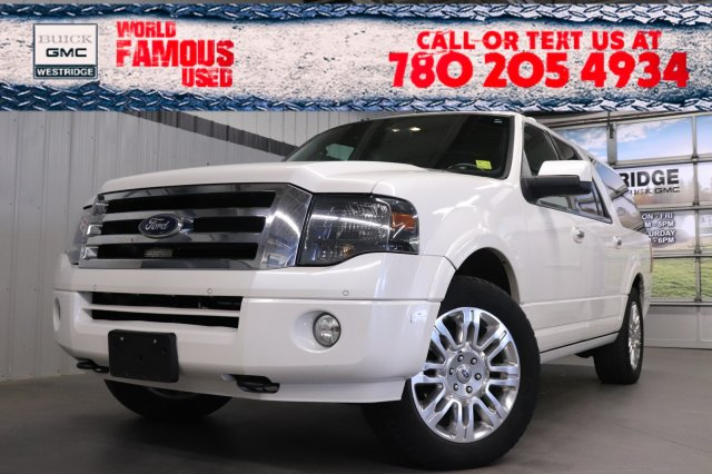 Certified Pre-Owned 2012 Ford Expedition Max Limited. Text 780-205-4934 for more information!