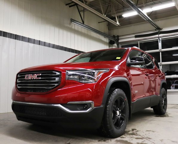 New 2019 GMC Acadia SLT. Text 780-872-4598 for more information!