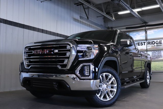 New 2019 GMC Sierra 1500 SLT. Text 780-872-4598 for more information!
