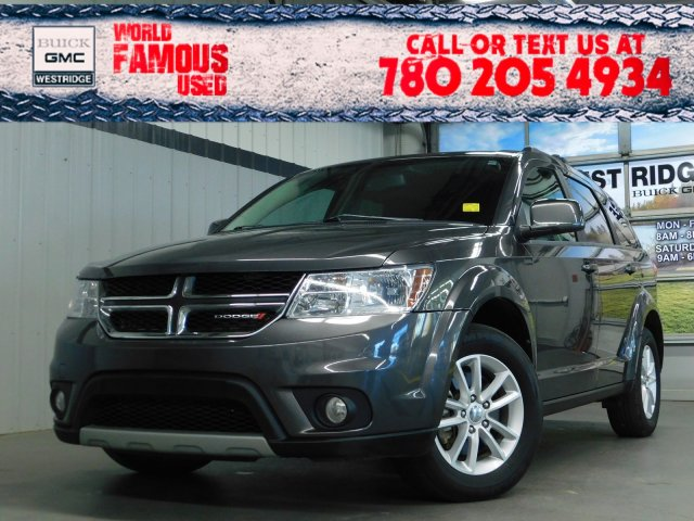 Pre-Owned 2014 Dodge Journey SXT. Text 780-205-4934 for more information!