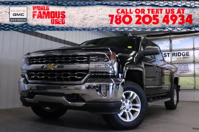 Pre-Owned 2017 Chevrolet Silverado 1500 LTZ. Text 780-205-4934 for more information!