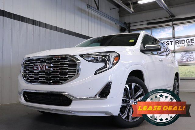 New 2020 GMC Terrain Denali. Text 780-872-4598 for more information!