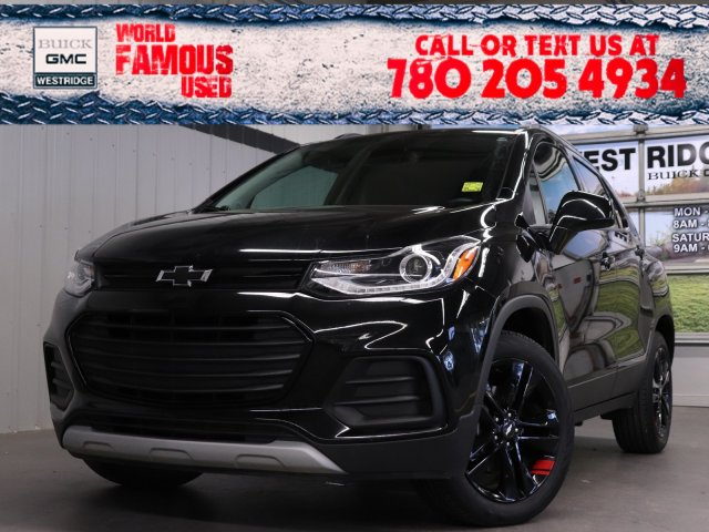 Certified Pre-Owned 2018 Chevrolet Trax LT. Text 780-205-4934 for more information!