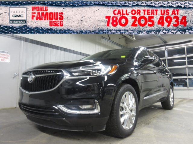 Certified Pre-Owned 2018 Buick Enclave Essence. Text 780-205-4934 for more information!