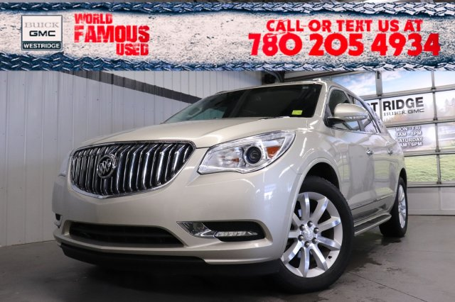 Pre-Owned 2015 Buick Enclave Premium. Text 780-205-4934 for more information!
