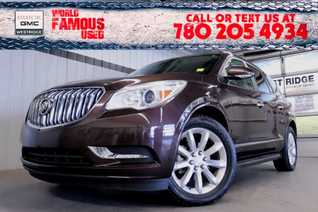 Certified Pre-Owned 2016 Buick Enclave Premium. Text 780-205-4934 for more information!