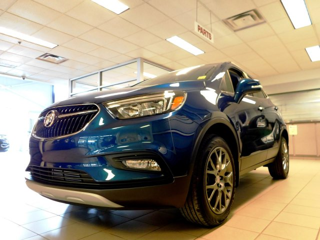 New 2019 Buick Encore Sport Touring. Text 780-872-4598 for more information!