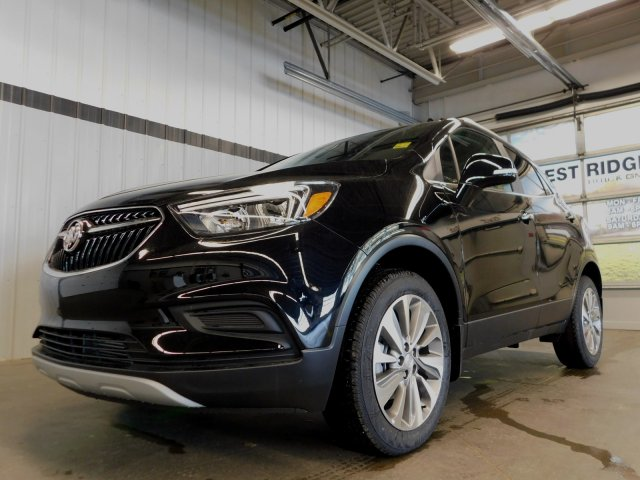 New 2019 Buick Encore Preferred. Text 780-872-4598 for more information!