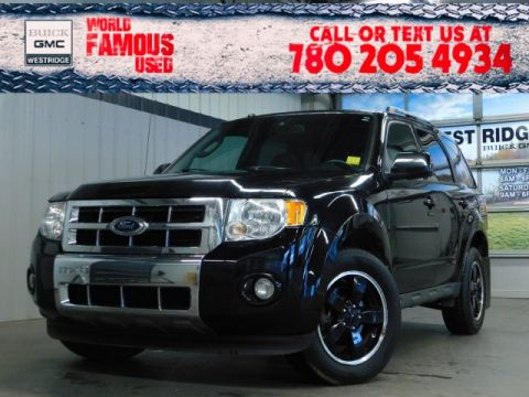 Pre-Owned 2012 Ford Escape Limited. Text 780-205-4934 for more information!