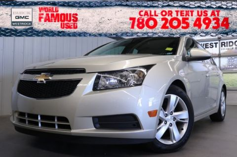 Pre-Owned 2014 Chevrolet Cruze Diesel. Text 780-205-4934 for more information!