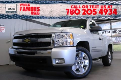 Pre-Owned 2010 Chevrolet Silverado 1500 LT. Text 780-205-4934 for more information!