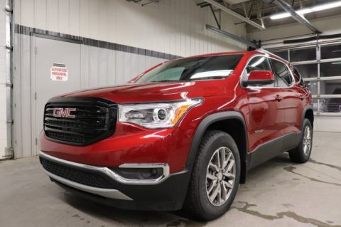 New 2019 GMC Acadia SLE. Text 780-872-4598 for more information!