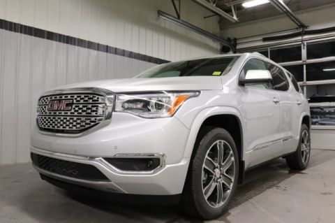 New 2019 GMC Acadia Denali. Text 780-872-4598 for more information!