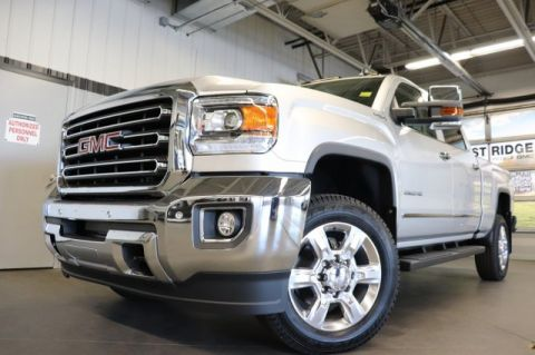 New 2019 GMC Sierra 2500HD SLT. Text 780-872-4598 for more information!