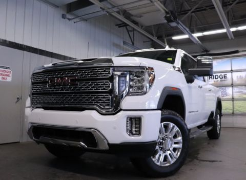 New 2020 GMC Sierra 2500HD Denali. Text 780-872-4598 for more information!