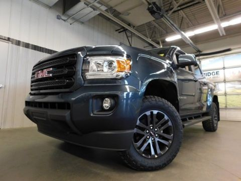 New 2019 GMC Canyon 4WD SLE. Text 780-872-4598 for more information!