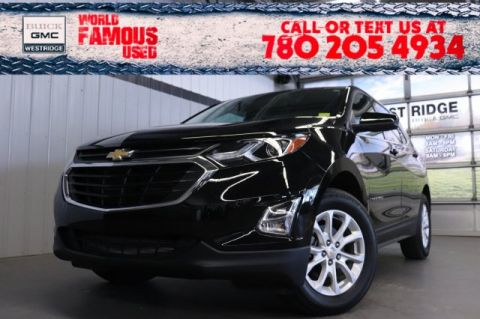 Certified Pre-Owned 2019 Chevrolet Equinox LT. Text 780-205-4934 for more information!