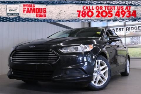 Pre-Owned 2013 Ford Fusion SE. Text 780-205-4934 for more information!