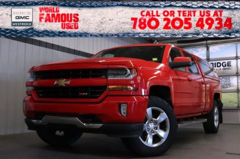 Pre-Owned 2016 Chevrolet Silverado 1500 LT. Text 780-205-4934 for more information!