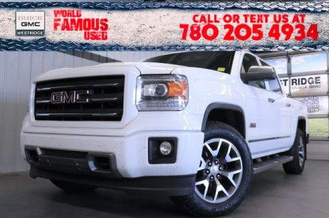 Pre-Owned 2014 GMC Sierra 1500 SLE. Text 780-205-4934 for more information!