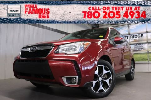 Pre-Owned 2016 Subaru Forester XT TOURING. Text 780-205-4934 for more information!