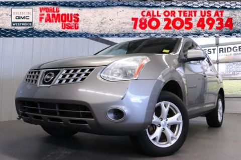 Pre-Owned 2009 Nissan Rogue SL. Text 780-205-4934 for more information!