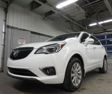New 2019 Buick Envision Essence. Text 780-872-4598 for more information!